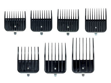Набор насадок Andis Snap-On Blade 7-Comb Set 21684 для MVP SMC-2